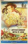NAKED DAWN, Original Cowboy Movie Poster