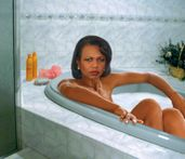 Condoleezza Rice Nude Bathing