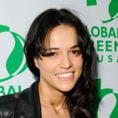 Michelle Rodriguea, 14th Annual Global Green Gala Awards, Santa Monica