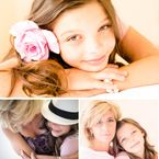 mother/daughter beauty shoot | paige p  photography