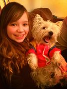 Connie Talbot's Twitter pic (@ConnieTalbot607) [FOLLOW] Back home with