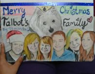 ConnieSophiaT : Merry Christmas Talbot's Family!I hope u like this