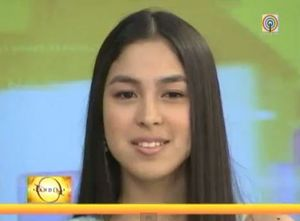 "Julia Barretto Video Interview with Boy Abunda ""Ikaw Na"