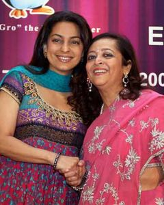 home photos events delhi juhi chawla at global summit mail this photo