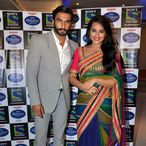 movie Lootera on the sets of television show Indian Idol Junior, held