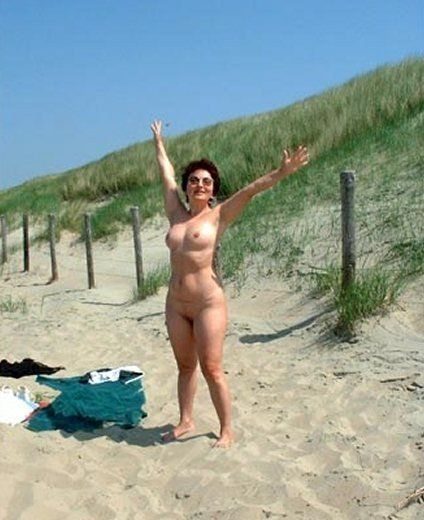 Baltic Beach Nude