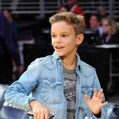 Romeo Beckham's First Vogue Cover Tentatively Scheduled For 2018