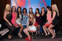 la direct models hosted one of the hottest events in hollywood last