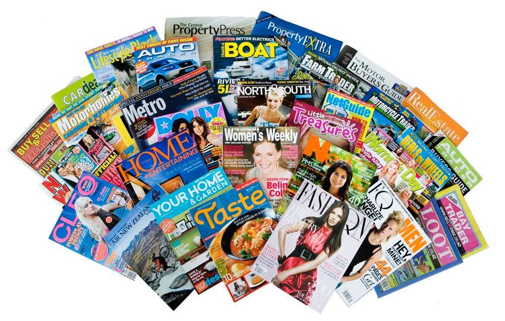 Pictures Magazines