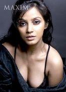 Neethu Chandra With Transparent Bikini