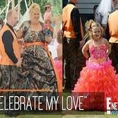 Camo And Hunter Orange–Honey Boo-Boo's Mama June Married [VIDEO
