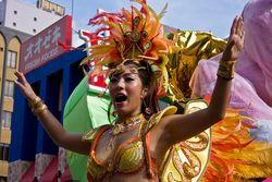 Random Scenes From the Asakusa Samba Carnival (2)
