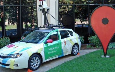 How Google Street View Could ...