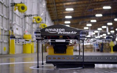 Amazon Drone Delivery: Why It's ...