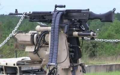 U.S. Military Tests Robot That ...