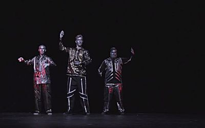 The RobotBoys Dance Like There's ...