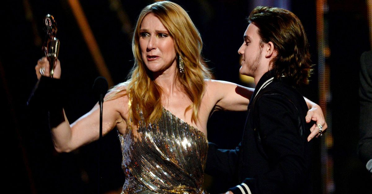 Watch Celine Dion's emotional Billboard Awards speech: 'The show must go on'