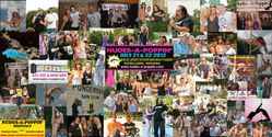right, I�m talking about the annual NudesAPoppin� festival