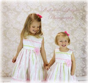 Miss Alli & Miss Avery | Reflective Lifestyles Photography