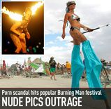 Porn scandal forces Burning Man image crackdown | Travel | Travel News