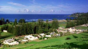 NORFOLK Island won't be included in the commonwealth tax system in the