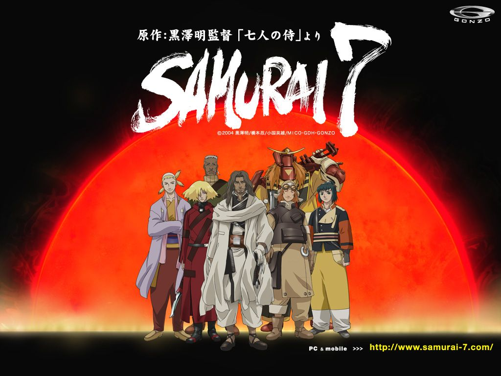Samurai Hormone The Animation 01