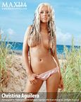 Christina Aguilera Non Nude Photo Picture