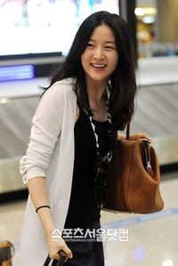 Lee Young Ae is back! « journey