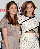 Emma Watson and Bonnie Wright are both ethics girls  Telegraph