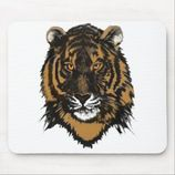 bengal tiger mousepad mousepad  1st Studio Siberian Mouse M « Photo