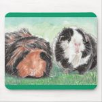 Boris & Natasha Mouse Pad from Zazzle com
