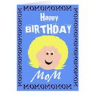 Happy Birthday Mom (Son) Greeting Cards from Zazzle com