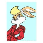 Lola Bunny Super Cute Postcard from Zazzle com