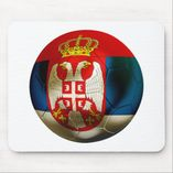 Serbia Mouse Pads and Serbia Mousepad Designs