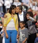 Published November 20, 2008 at 394 � 450 in Michelle Obama�s