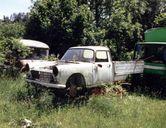 Peugeot 404 plateau (photo FM )