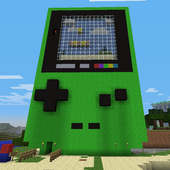 Gameboy Color « Russer's Minecraft Creations