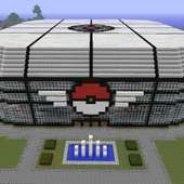 Pokemon Stadium | Russer's Minecraft Creations