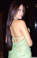 Post subject: Hot celina jaitley showing big boobs cleavage and navel