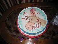 Hand Job Cake | Yelp