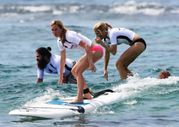 Jess Robertson of Duck Dynasty Surfing in Style with HYPR Hawaii