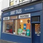 Shirt Tales, Bristol by Charlene L