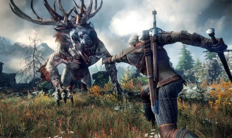 The Witcher is being made into a TV show, courtesy of Netflix