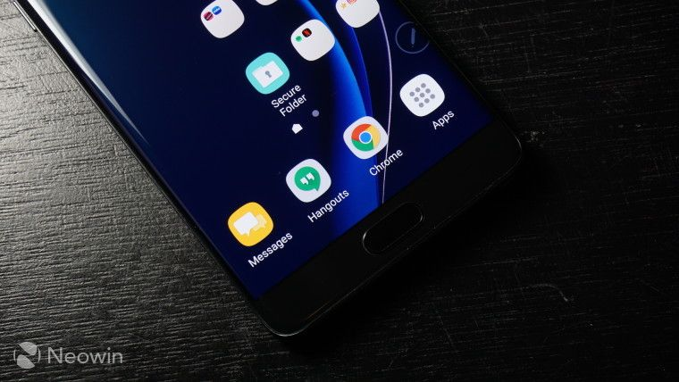 Potential front glass for Galaxy Note8 makes its way online