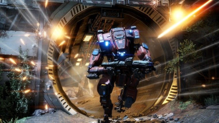 Titanfall 2's upcoming free DLC features the new Monarch Titan, a new map and more