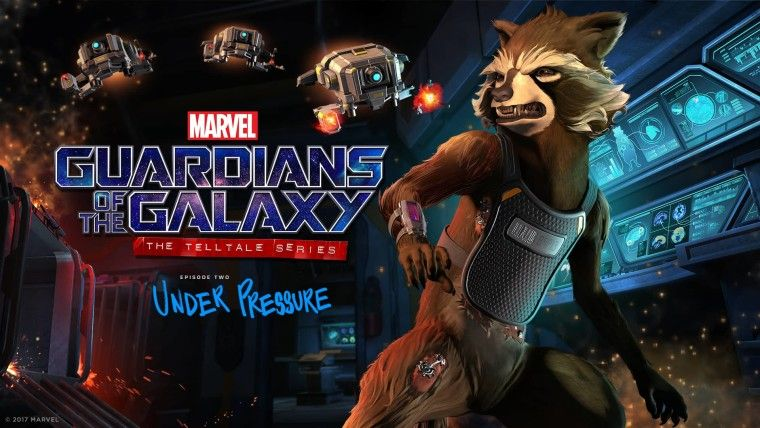 Telltale Games to launch Guardians of the Galaxy Episode 2 'Under Pressure' on June 6