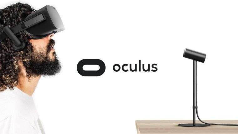 Oculus Rift now officially supports Room-scale VR with three sensors