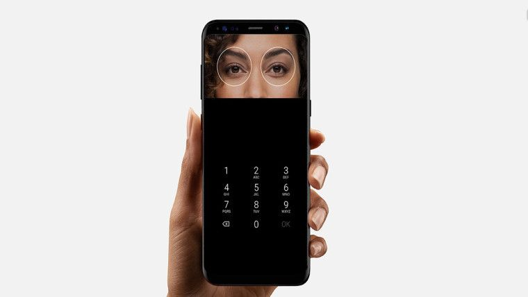 Samsung states method used to defeat Galaxy S8 iris scanner is an unrealistic scenario