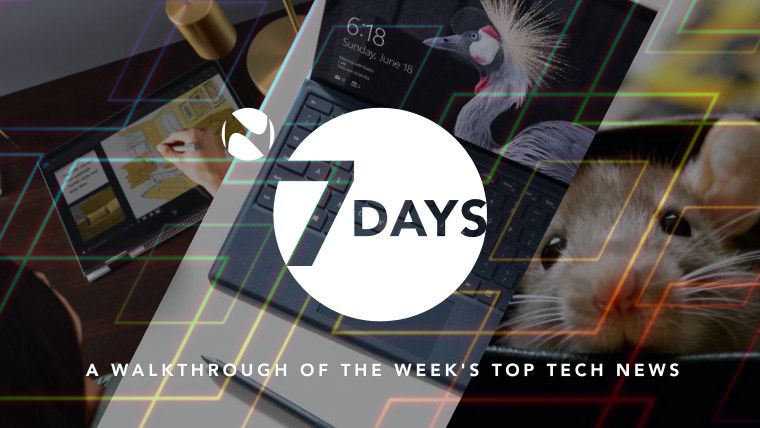 7 Days: A week of Windows 10 devices, Surface excitement, and mouse ovaries