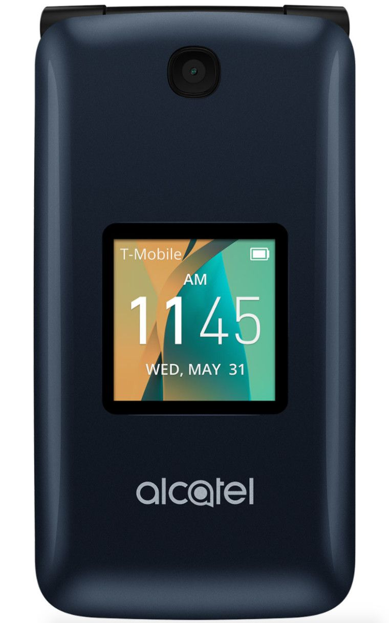 Alcatel's latest Go Flip phone caters to those that want something simpler